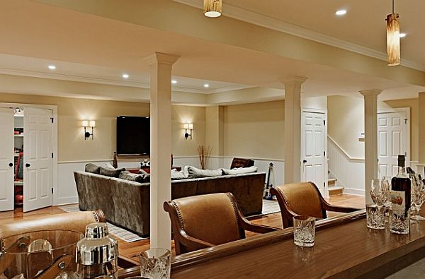 design basement ideas photo - 6