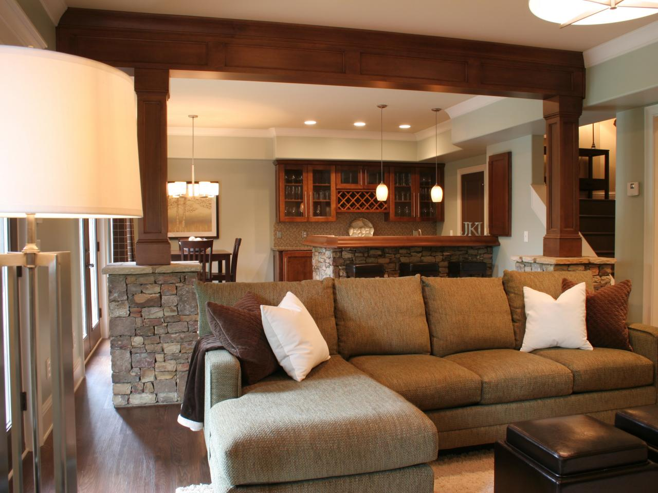 design basement ideas photo - 7