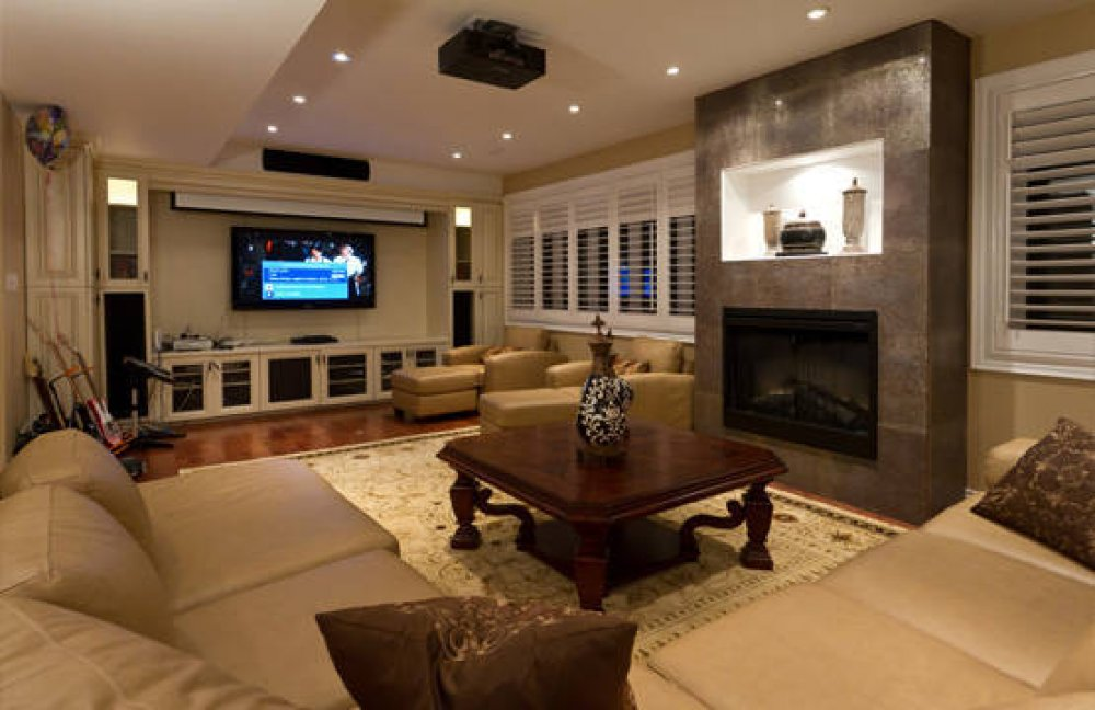 design basement ideas photo - 9