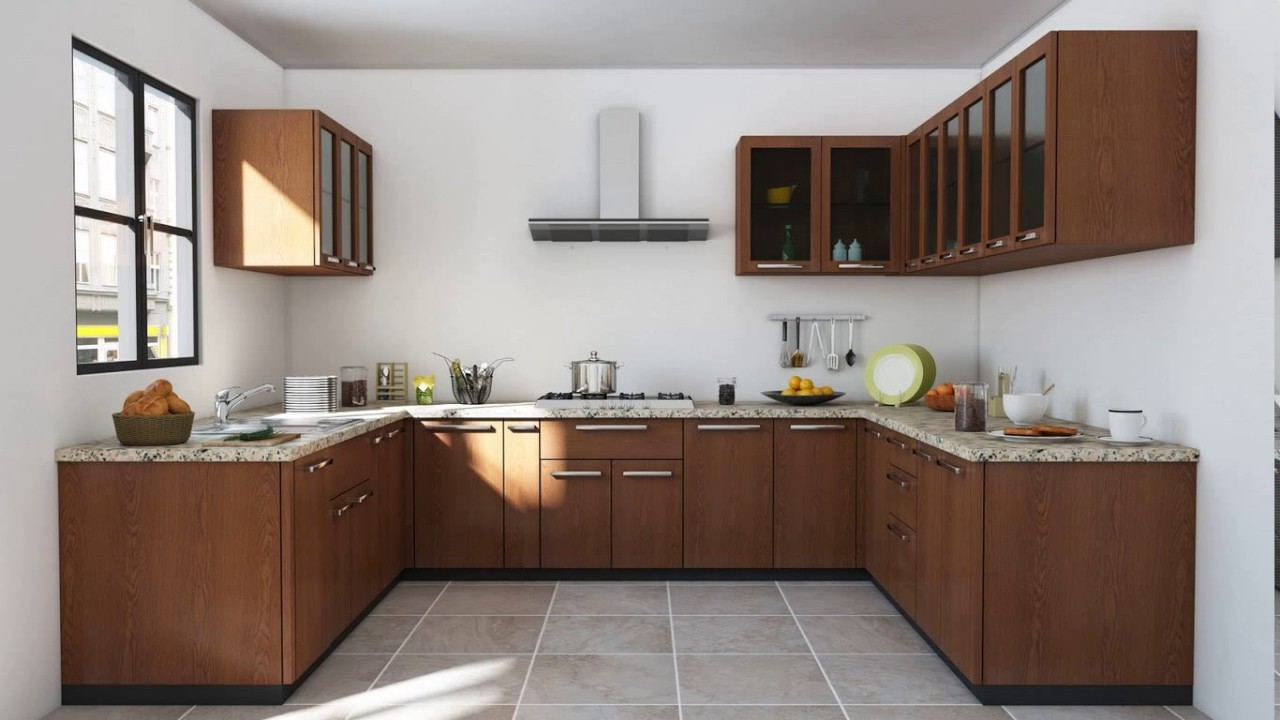 designing a u shaped kitchen photo - 4