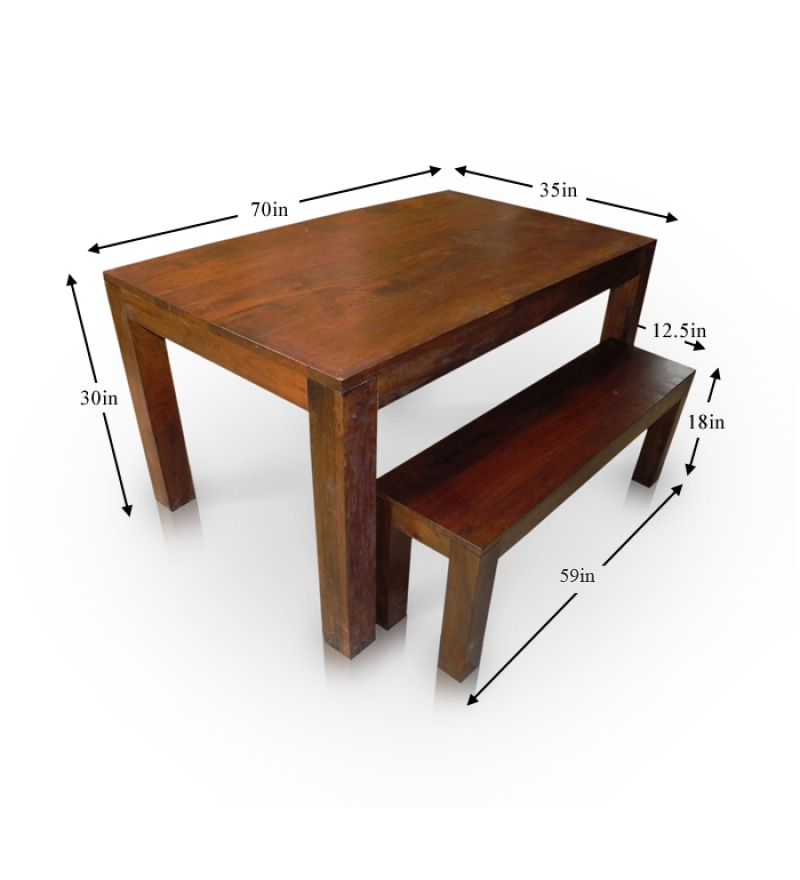 dining tables and benches photo - 4