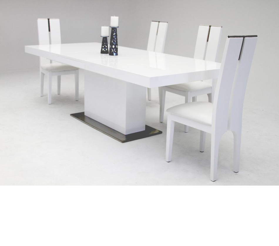 dining tables white photo - 4