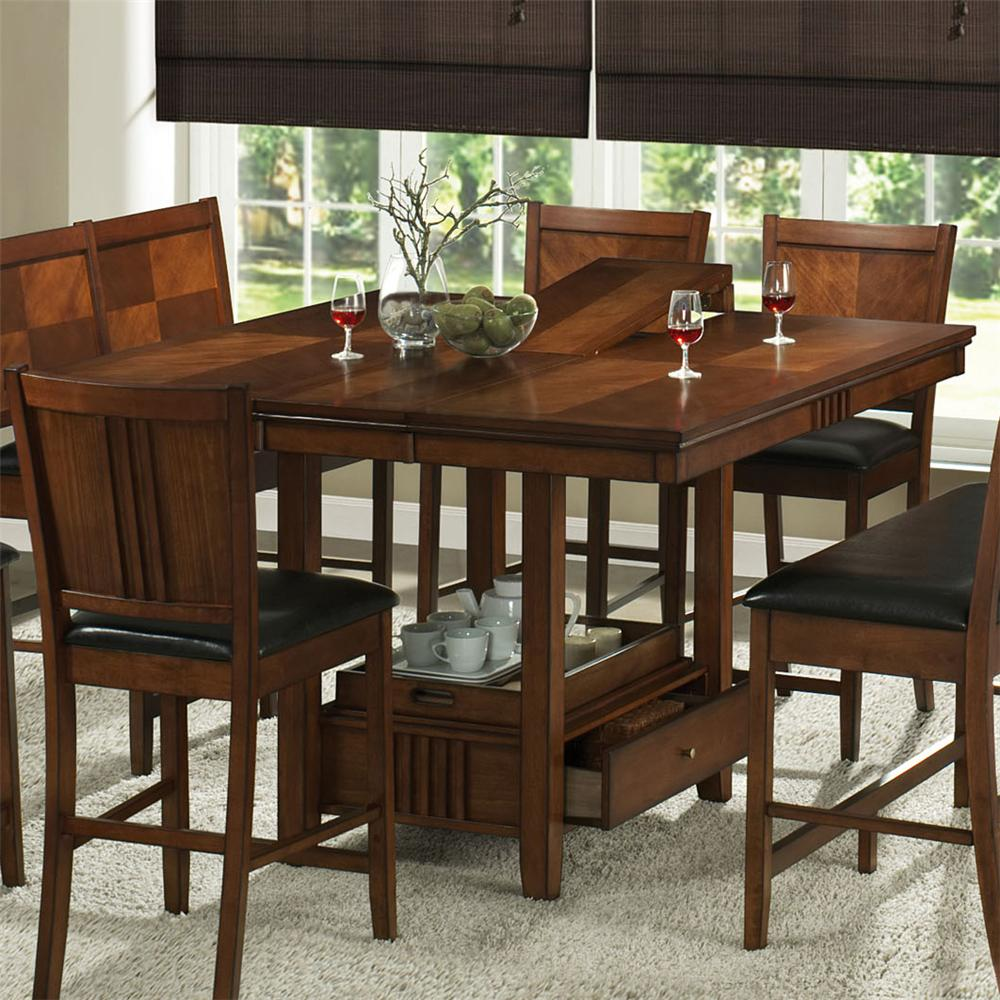 dining tables with storage photo - 2
