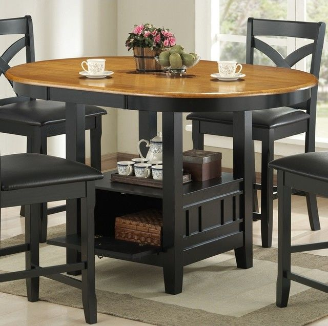 dining tables with storage photo - 3