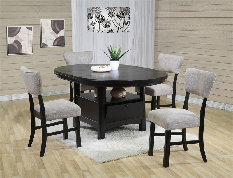 dining tables with storage photo - 4