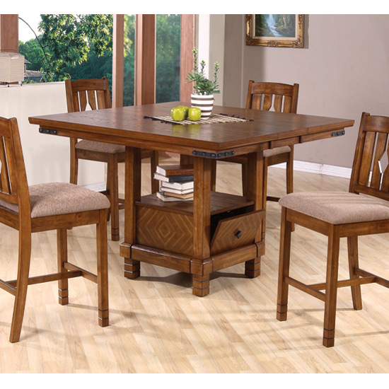 dining tables with storage photo - 5