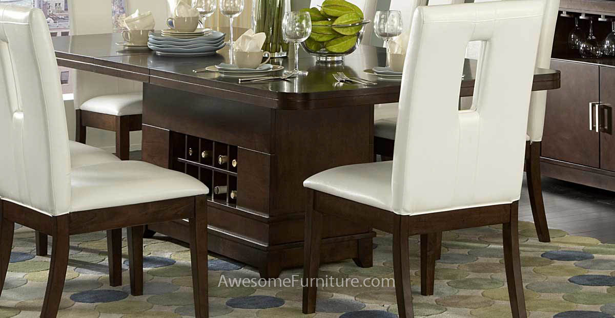 dining tables with storage photo - 8