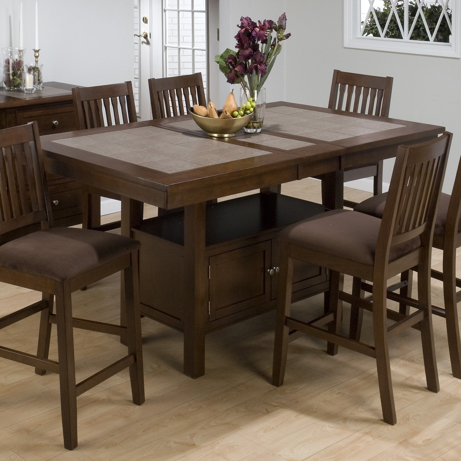 dining tables with storage photo - 9