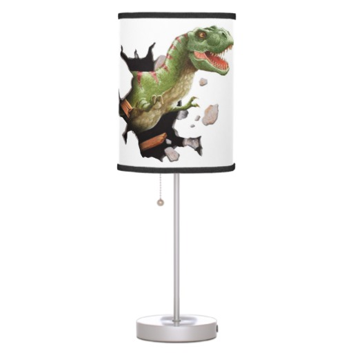 dinosaur bedroom lamp photo - 2