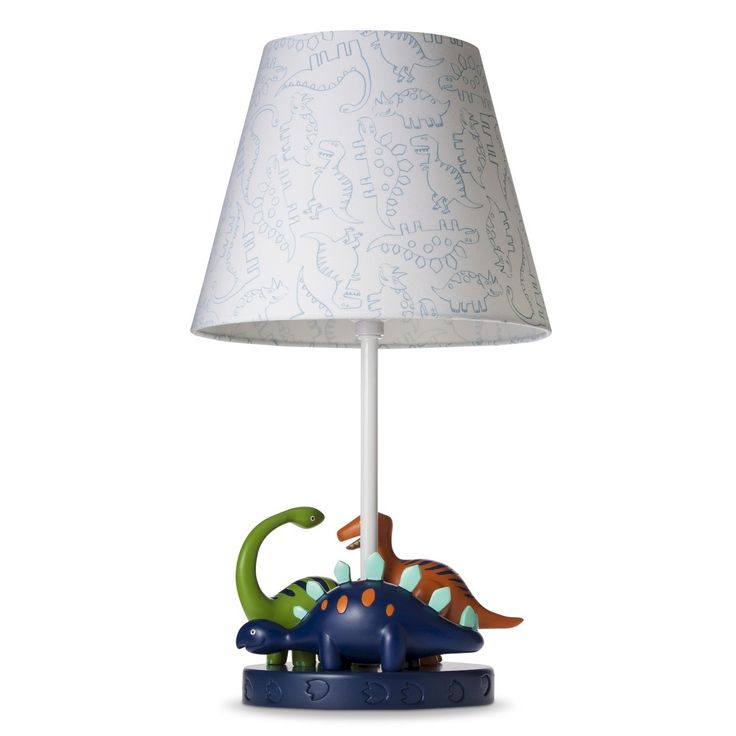 dinosaur bedroom lamp photo - 6