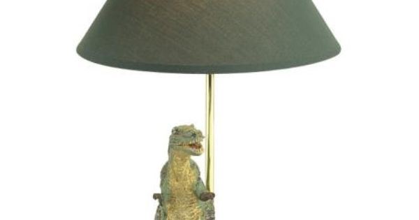 dinosaur bedroom lamp photo - 9
