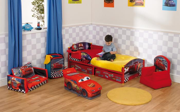 disney cars bedroom furniture for kids photo - 3