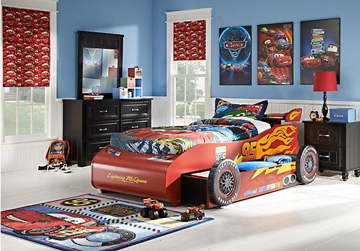disney cars bedroom furniture for kids photo - 7