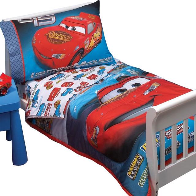 disney cars toddler bed set kids photo - 1