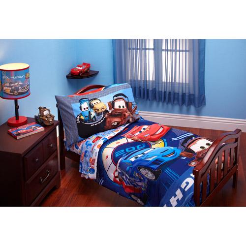 disney cars toddler bed set kids photo - 2