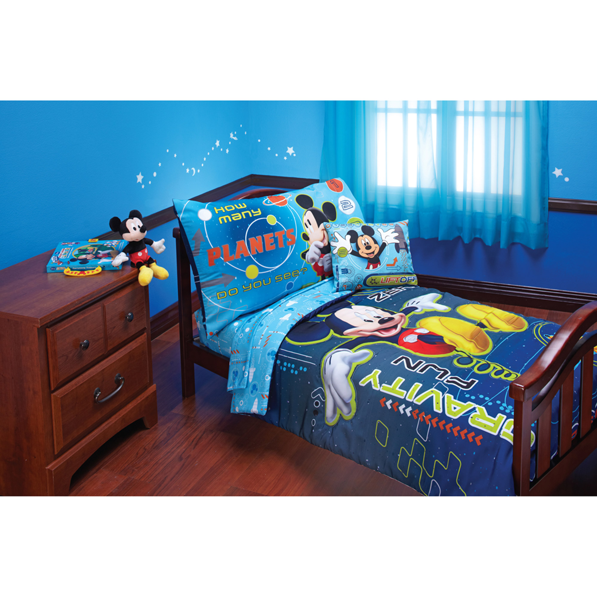 disney cars toddler bed set kids photo - 4