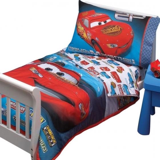 disney cars toddler bed set kids photo - 6