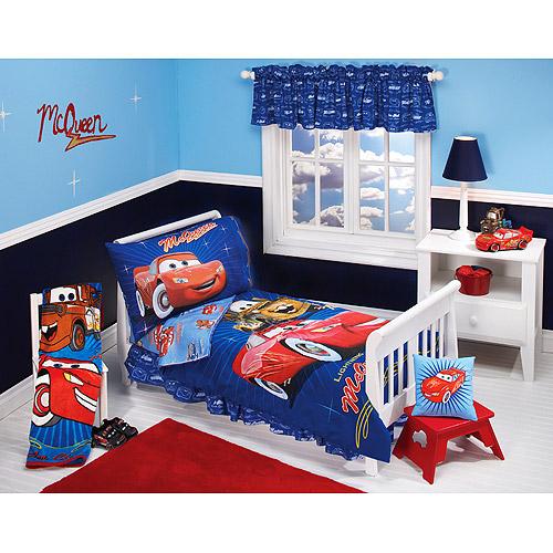 disney cars toddler bed set kids photo - 9