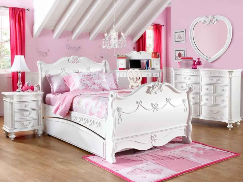 disney princess bedroom furniture for girls photo - 3