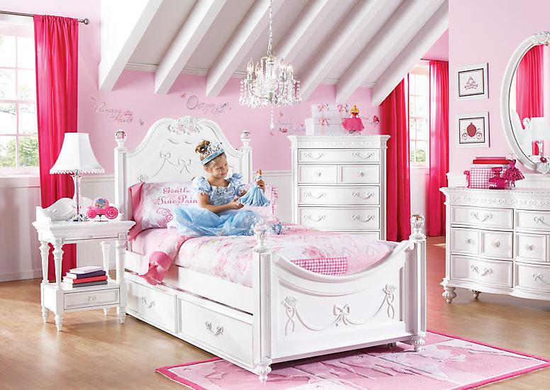 disney princess bedroom furniture for girls photo - 4