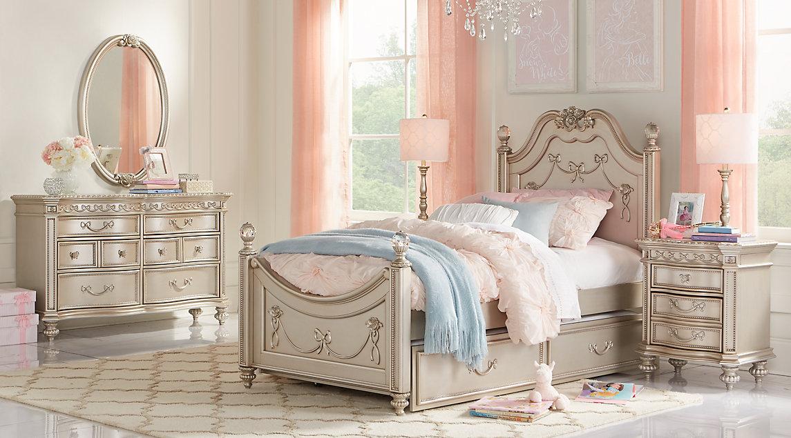 disney princess bedroom furniture for girls photo - 5