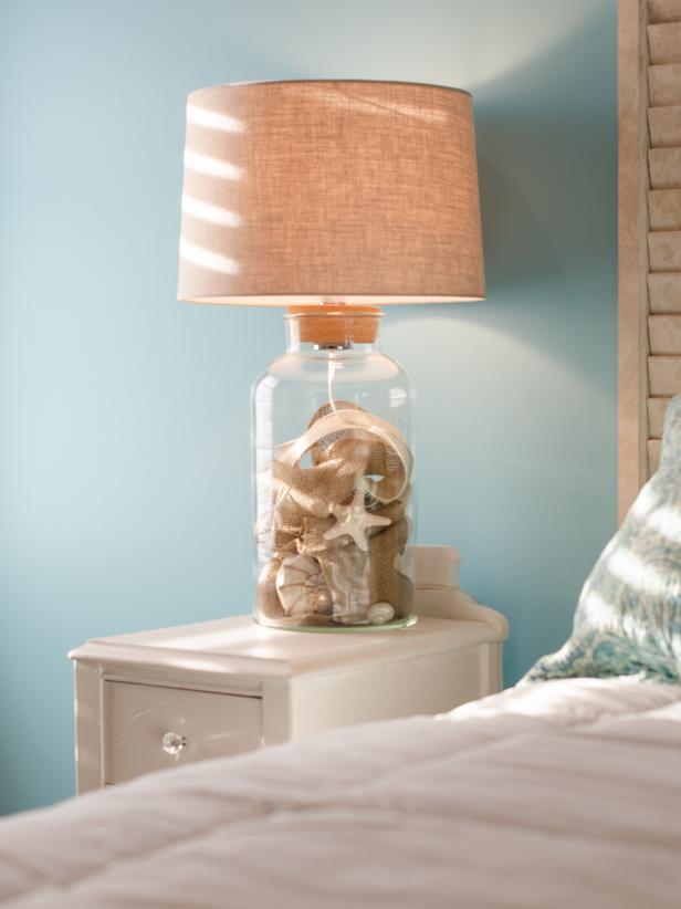 Diy Bedroom Lamp Photo   6