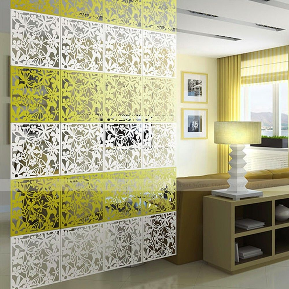 How To Make Your Own Room Divider For Cheap DIY Room Divider