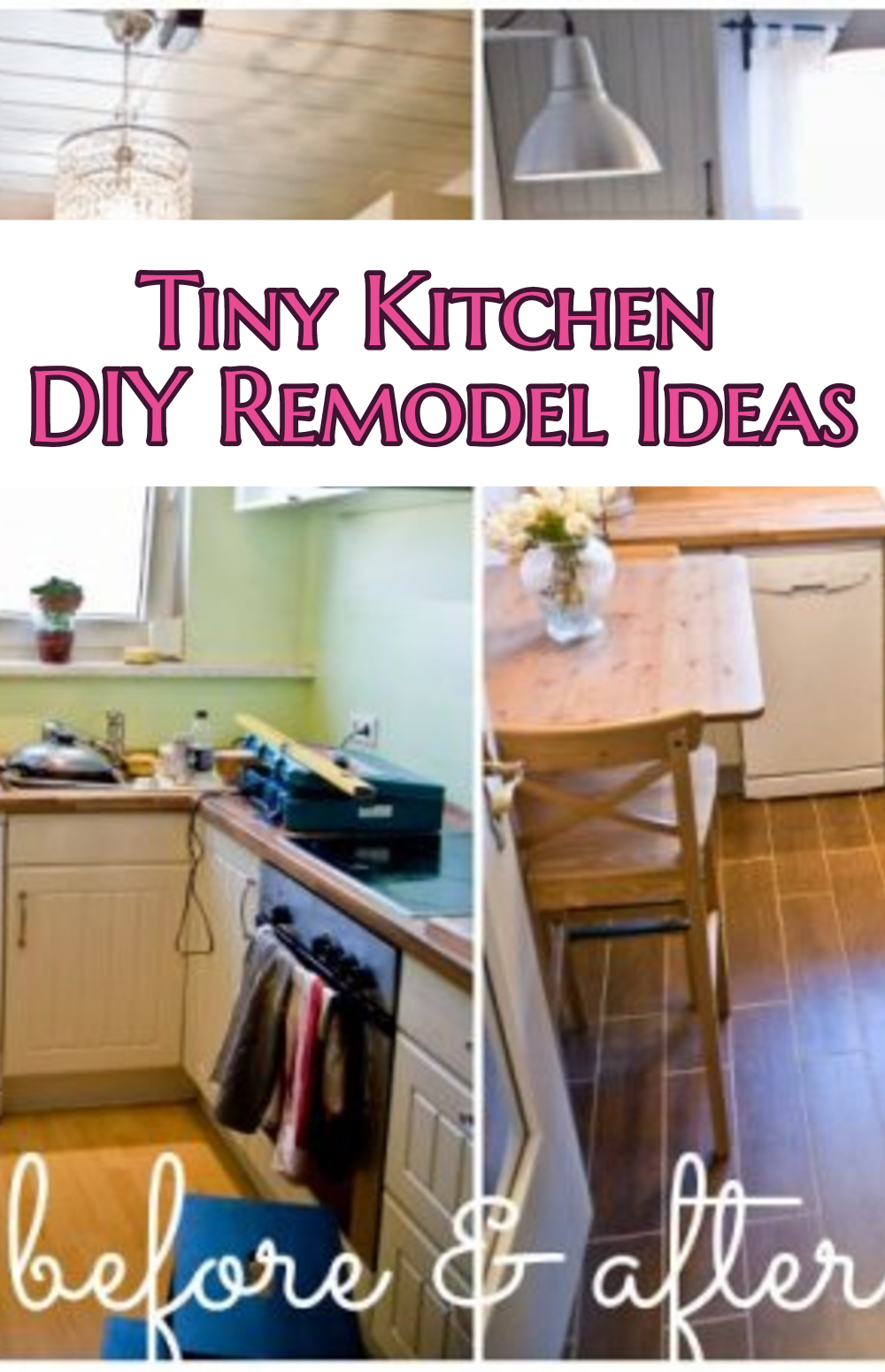 diy small kitchen design ideas photo - 3