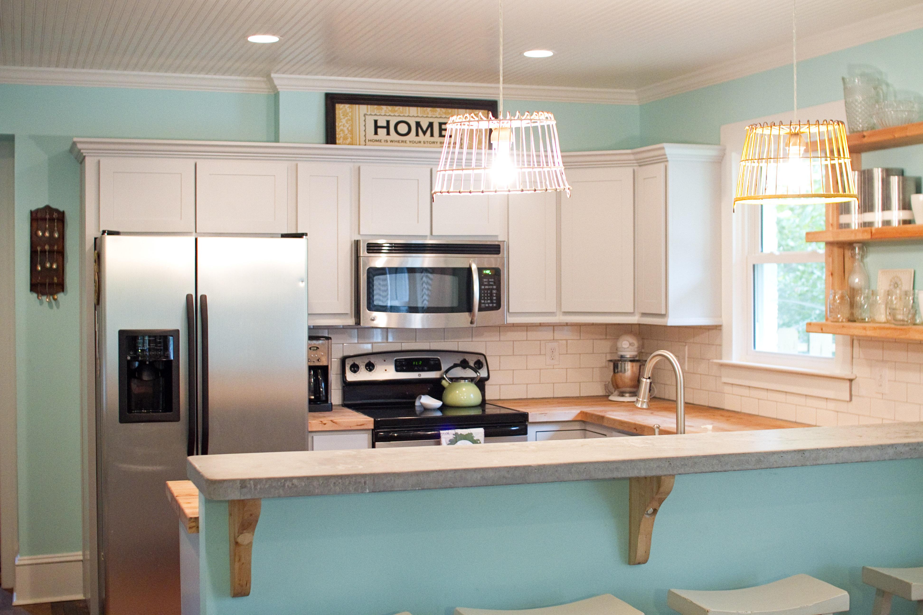 diy small kitchen design ideas photo - 7