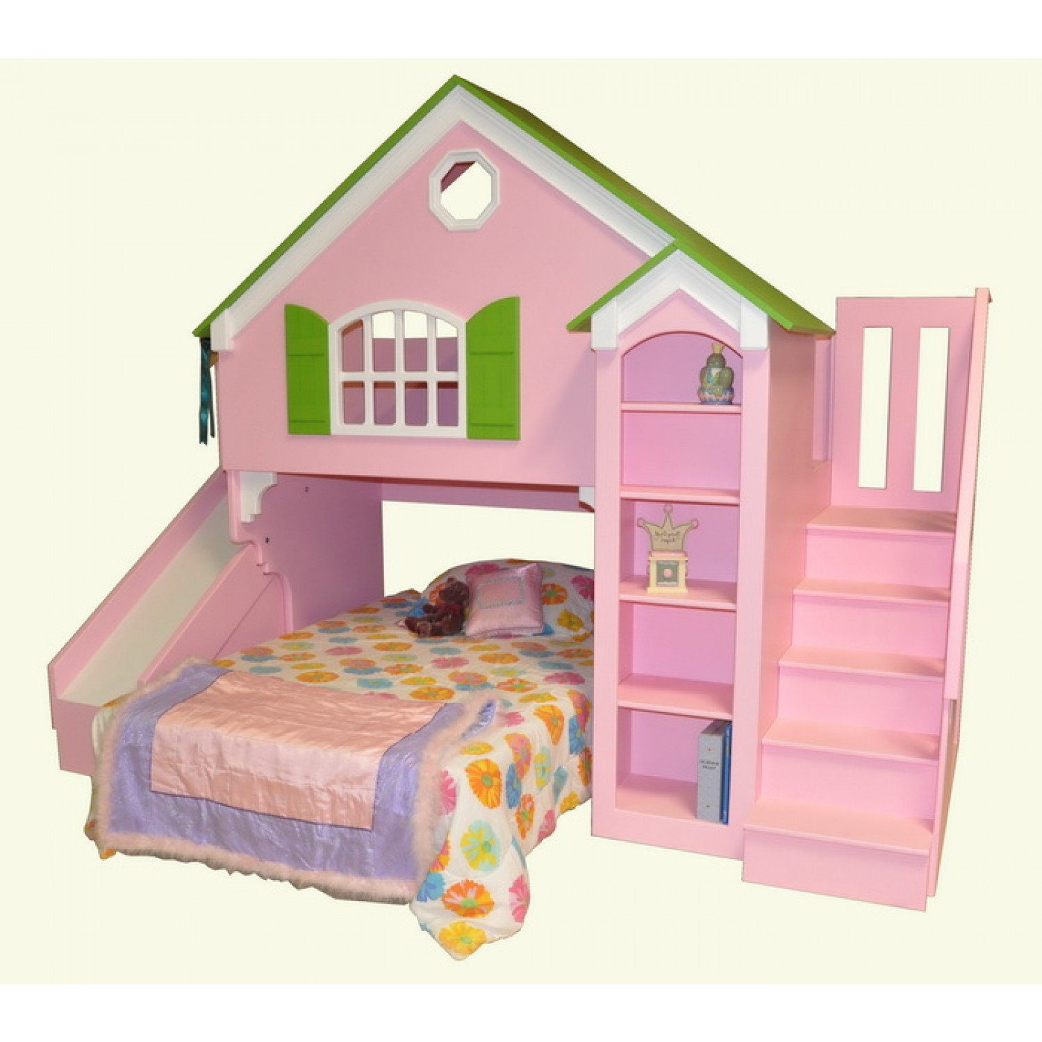 dollhouse bedroom furniture for kids photo - 3