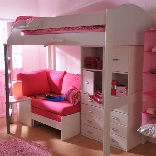 dollhouse bedroom furniture for kids photo - 4