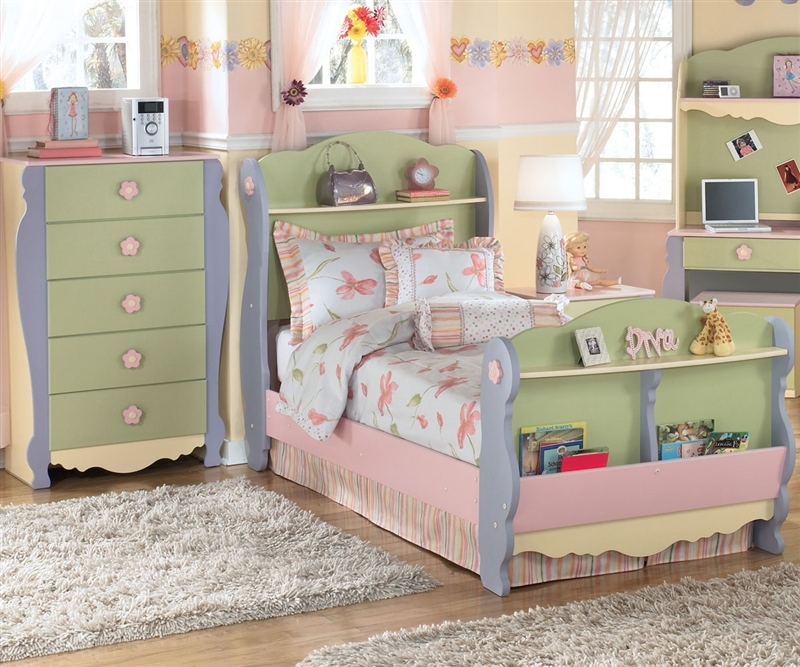 dollhouse bedroom furniture for kids photo - 5