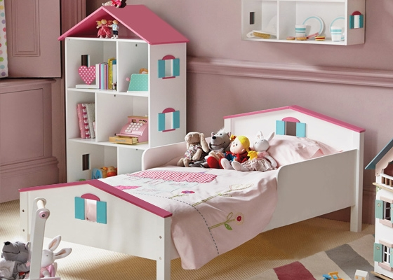 dollhouse bedroom furniture for kids photo - 9
