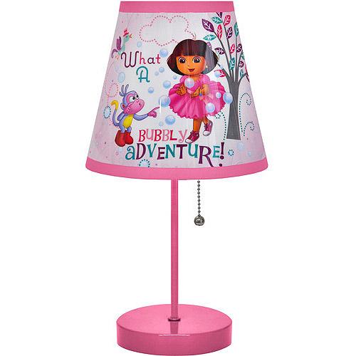 dora bedroom lamp photo - 3