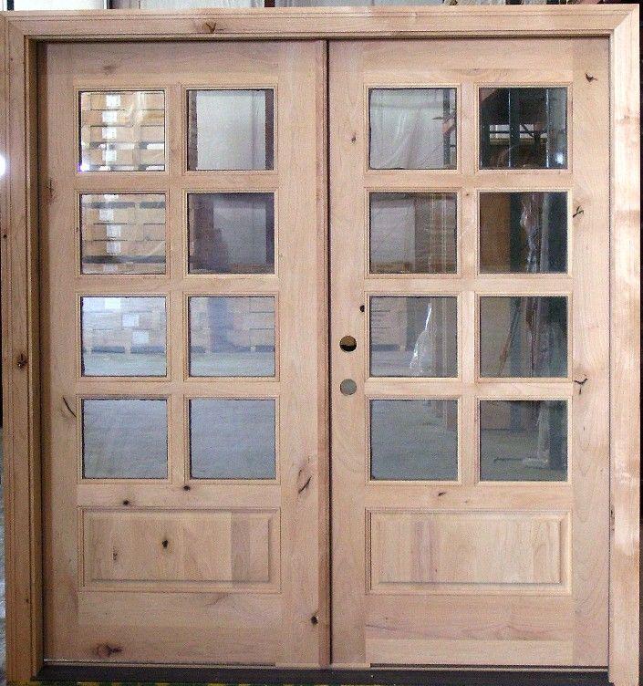 double french doors exterior photo - 10