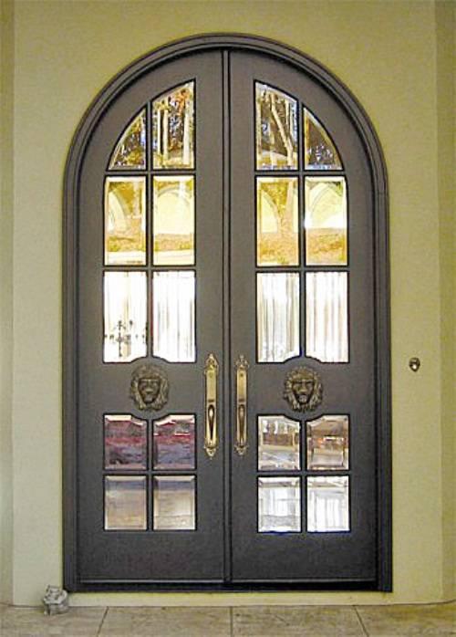 double french doors exterior photo - 7