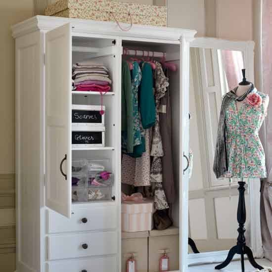 dressing room cupboard designs photo - 6