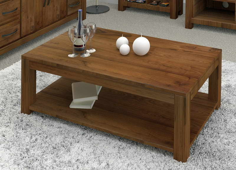 easy coffee table design photo - 6