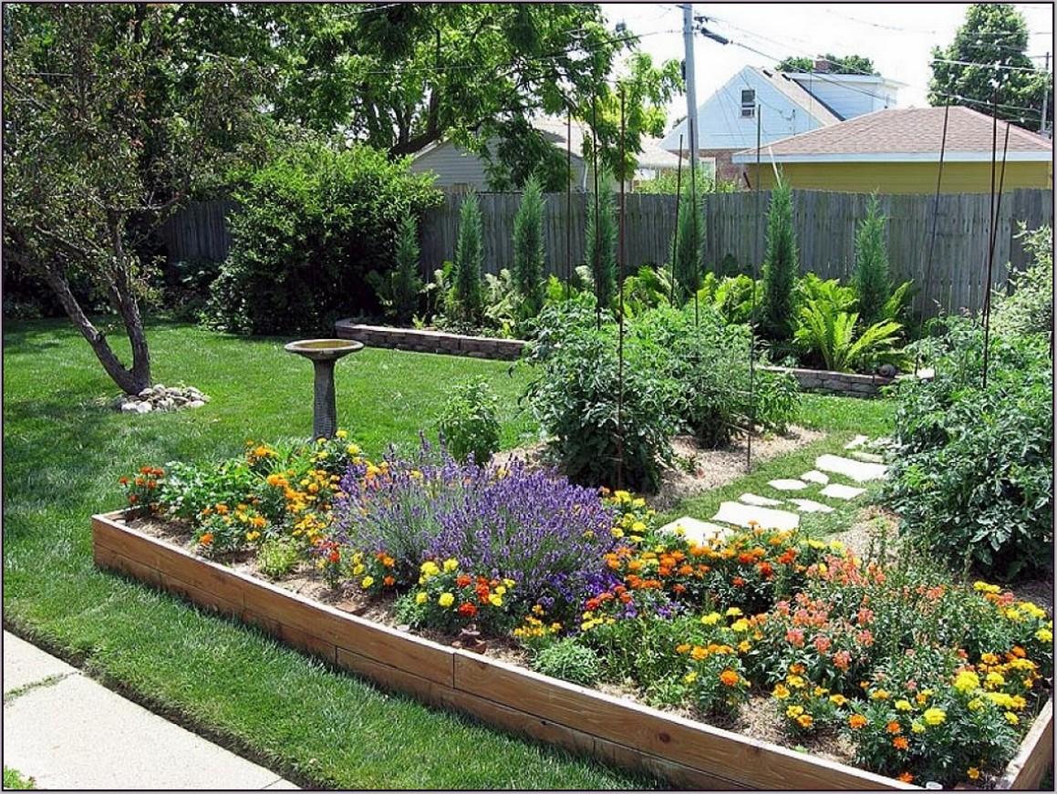 easy garden design ideas photo - 7