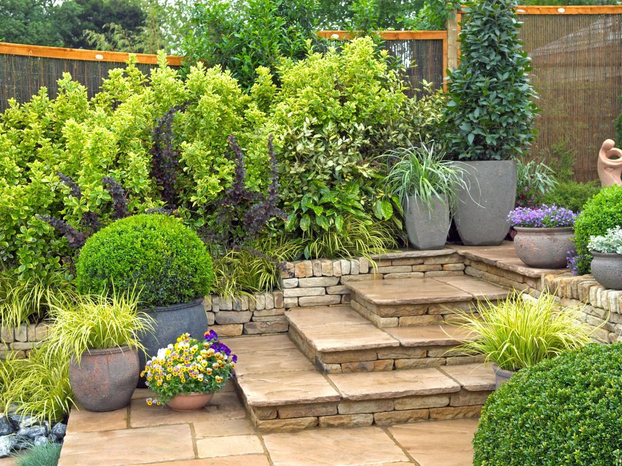 easy garden design ideas photo - 9