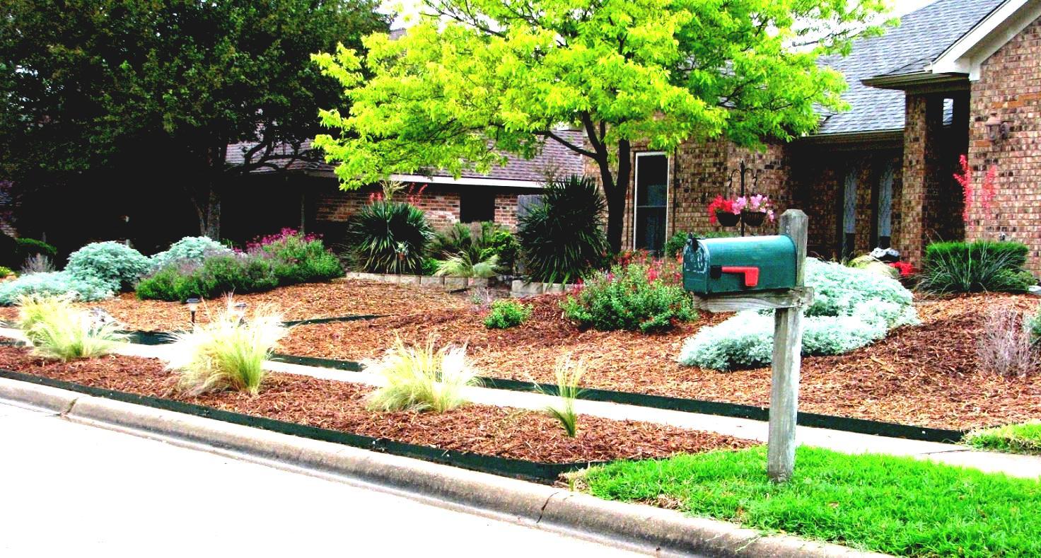 easy large garden design ideas photo - 4