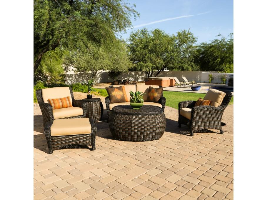 ebel outdoor wicker furniture photo - 1