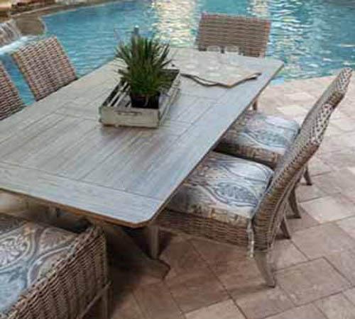 ebel outdoor wicker furniture photo - 9