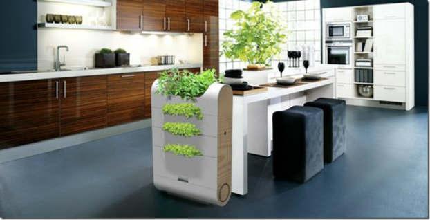 eco kitchen design ideas photo - 2