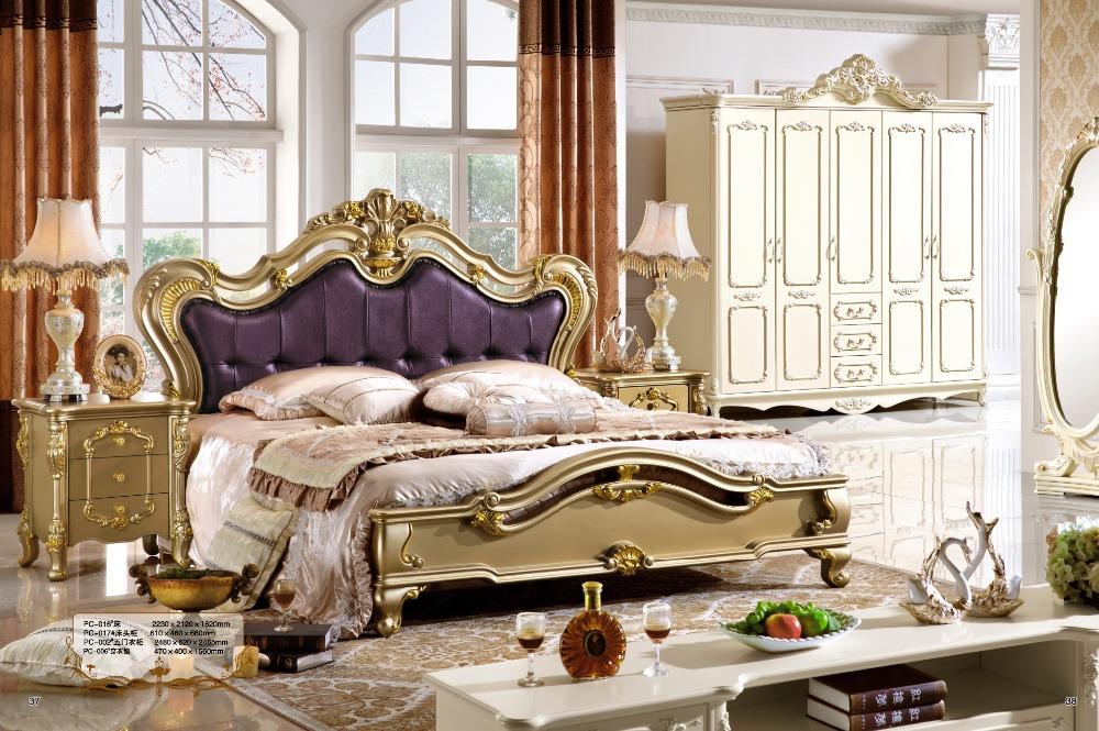 elegant bedroom furniture sets photo - 1