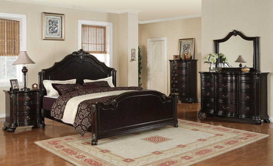 elegant bedroom furniture sets photo - 10