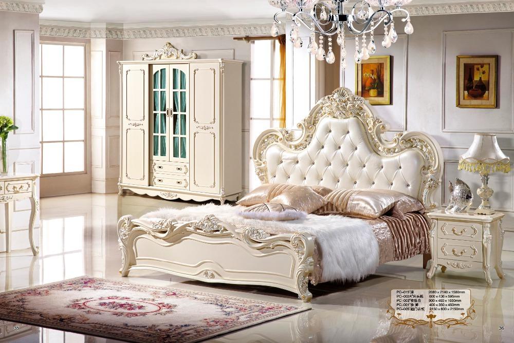 elegant bedroom furniture sets photo - 2