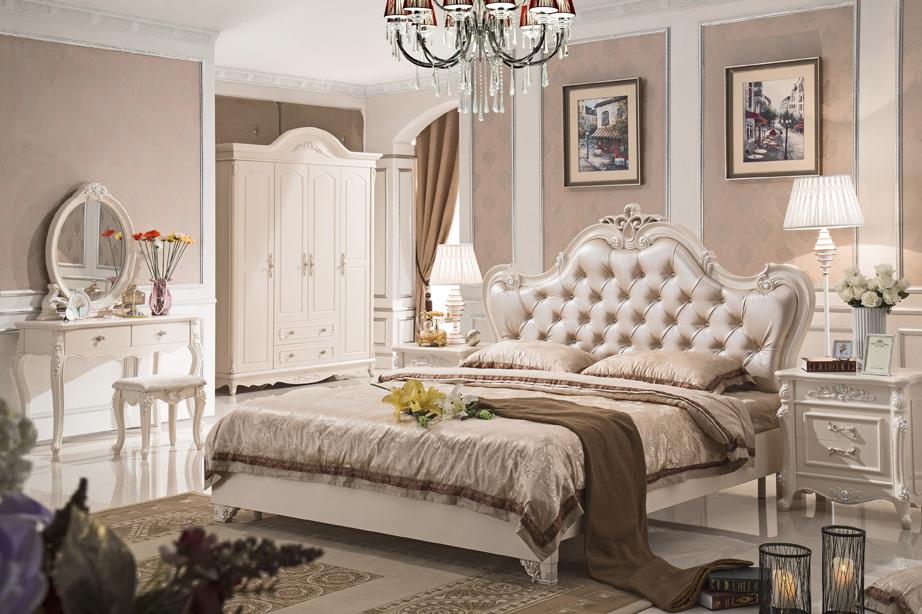 elegant bedroom furniture sets photo - 5