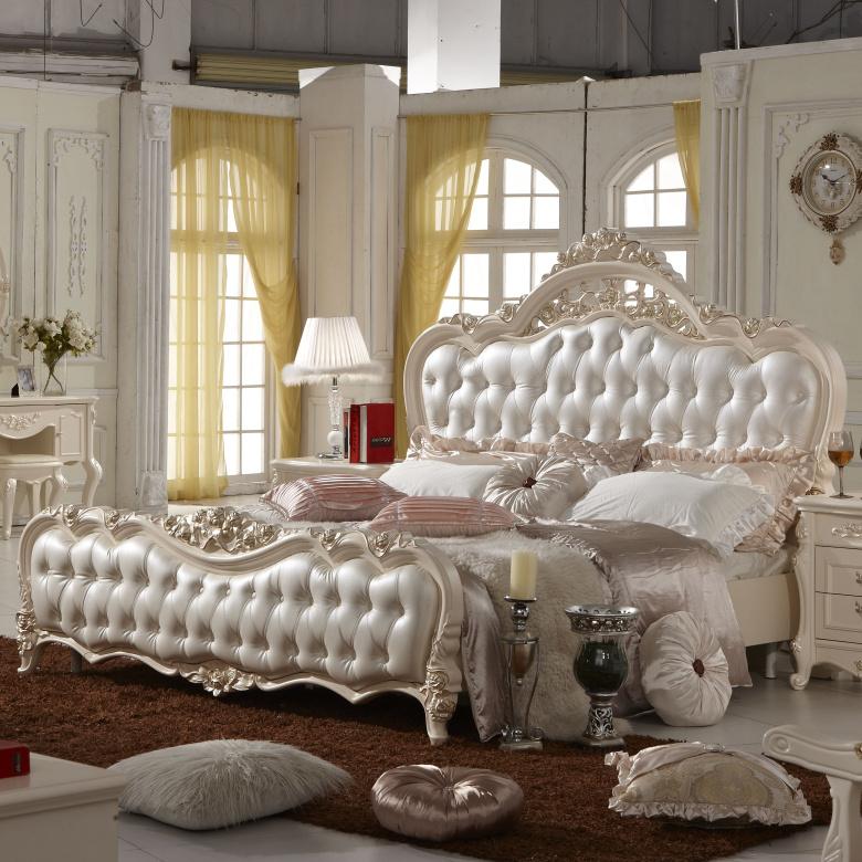 elegant bedroom furniture sets photo - 8