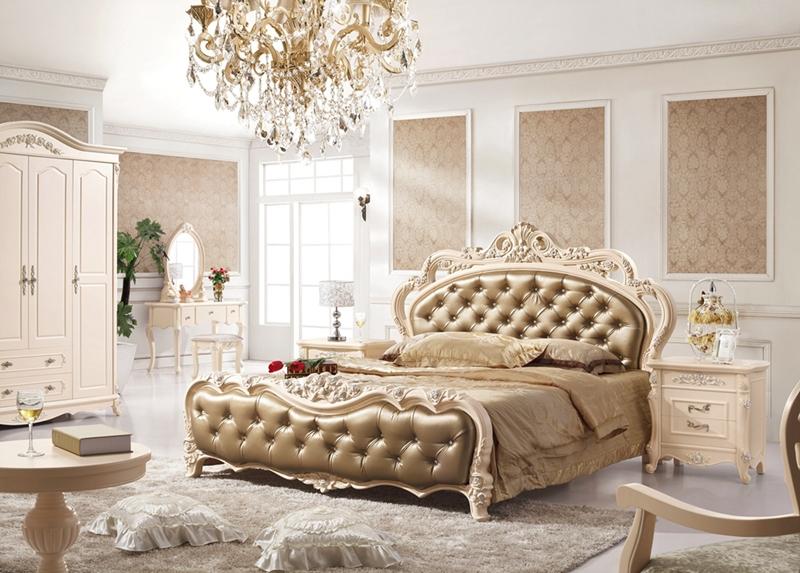 elegant bedroom furniture sets photo - 9